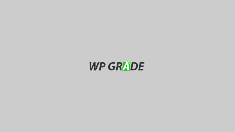 Hello WP Grade